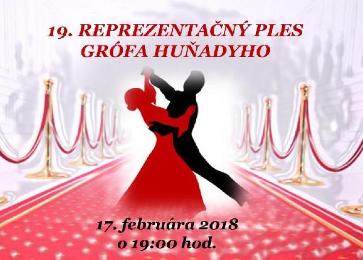 19. Reprezentačný ples grófa Huňadyho